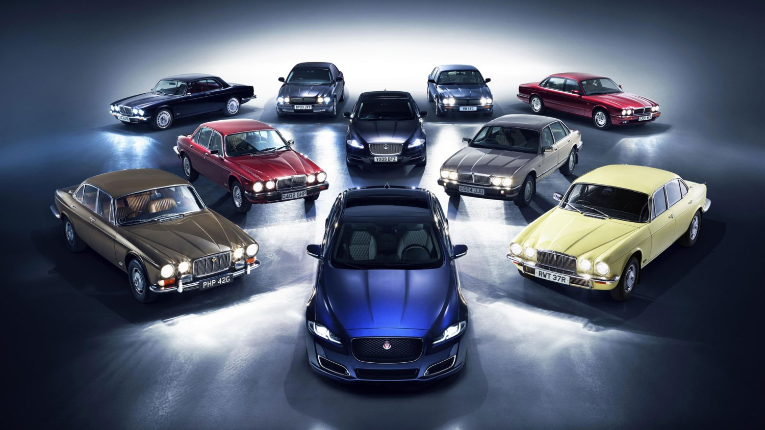 Big cat diary: the 51-year story of the Jaguar XJ