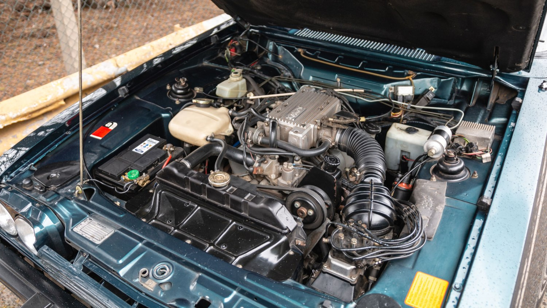 Ford Capri 280 engine