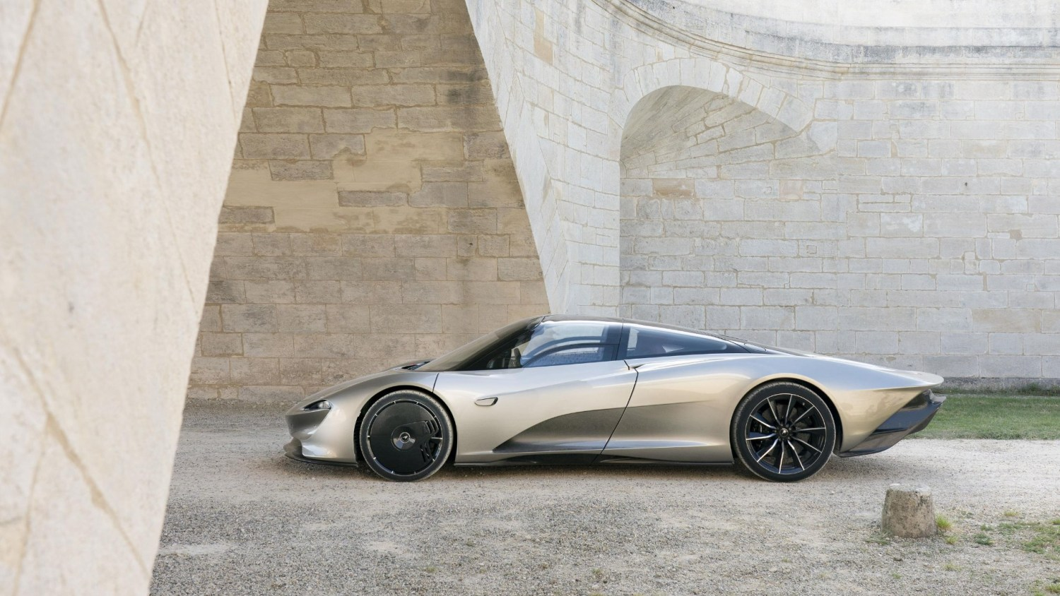 McLaren Speedtail is an award-winner