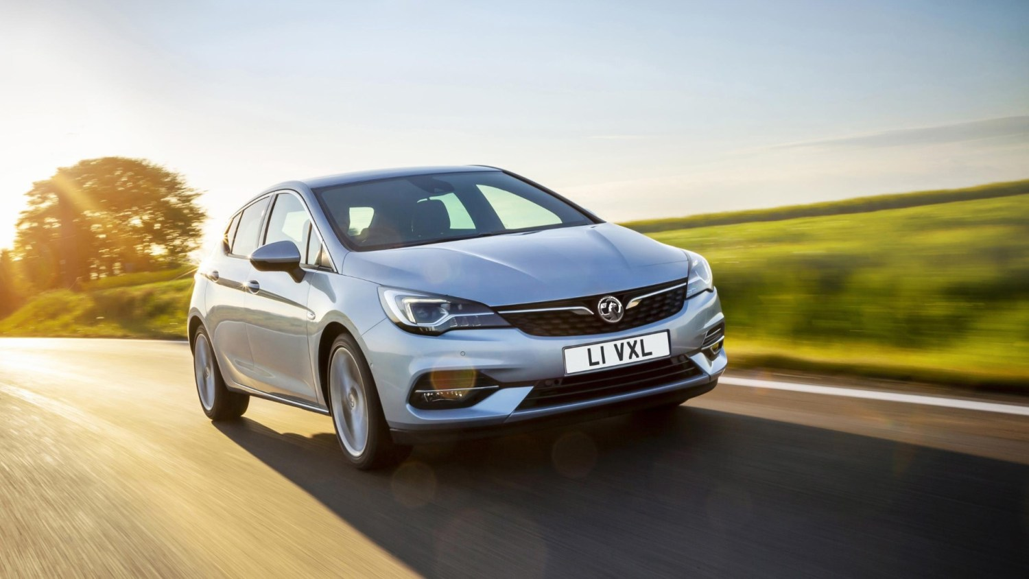 Facelifted Vauxhall with new engines