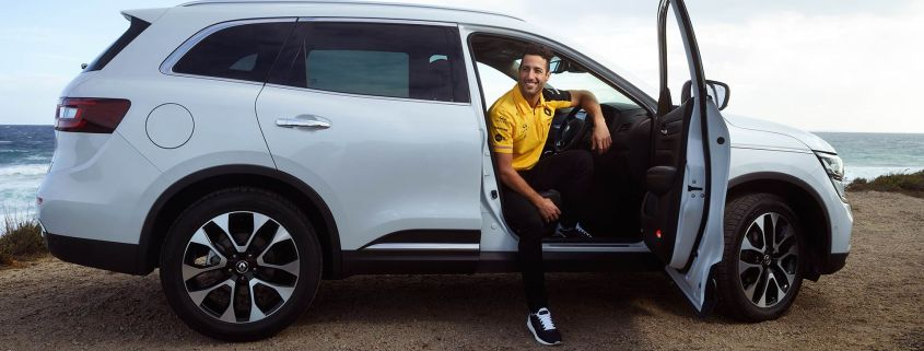 2019 Renault Koleos Formula Edition F1