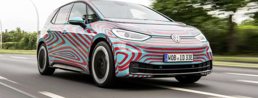 The electric cars coming soon to take on Tesla