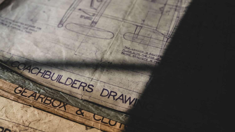 Alvis Factory Drawings