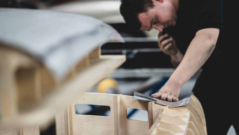 Alvis metal shaping