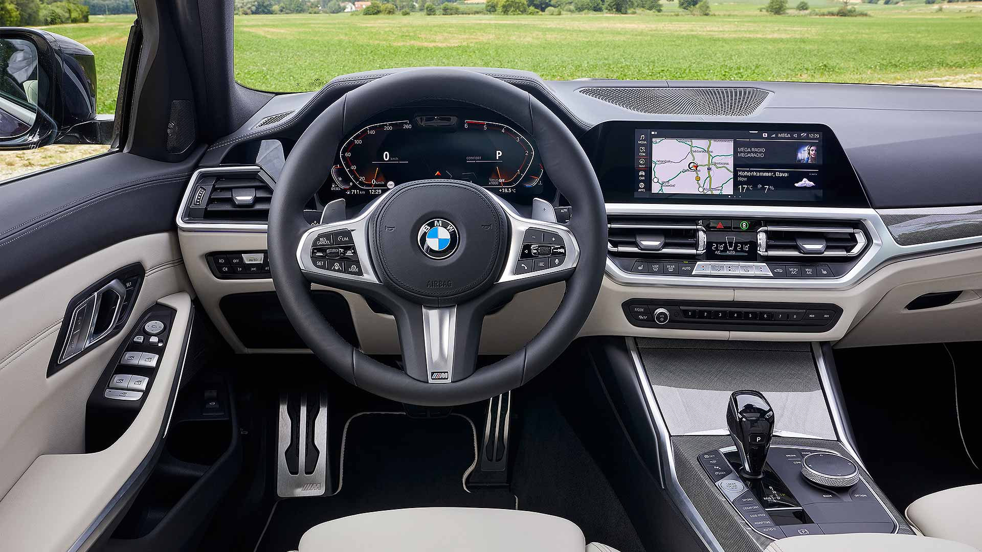 2019 BMW 3 Series Touring