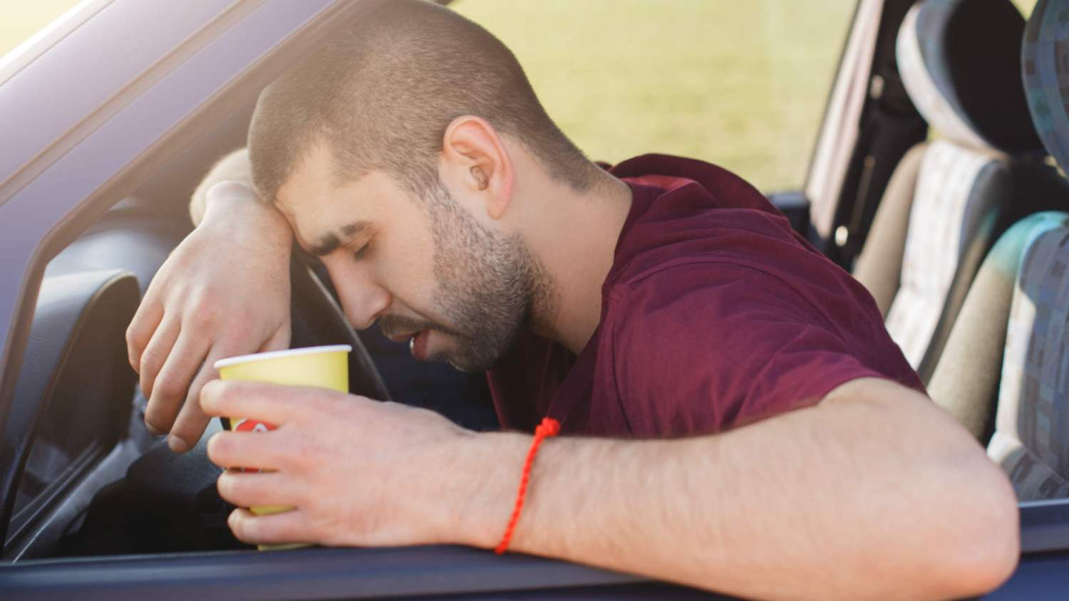 Coffee is a short-term fix for drowsy driving