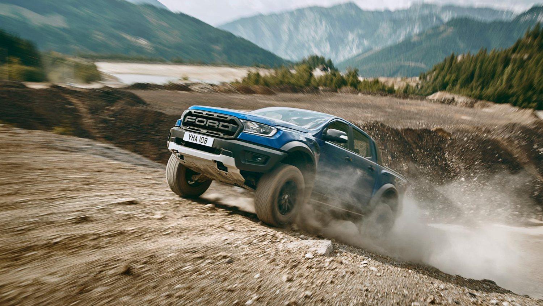 Forza Horizon 4 finally gets Ford Ranger Raptor plus Top