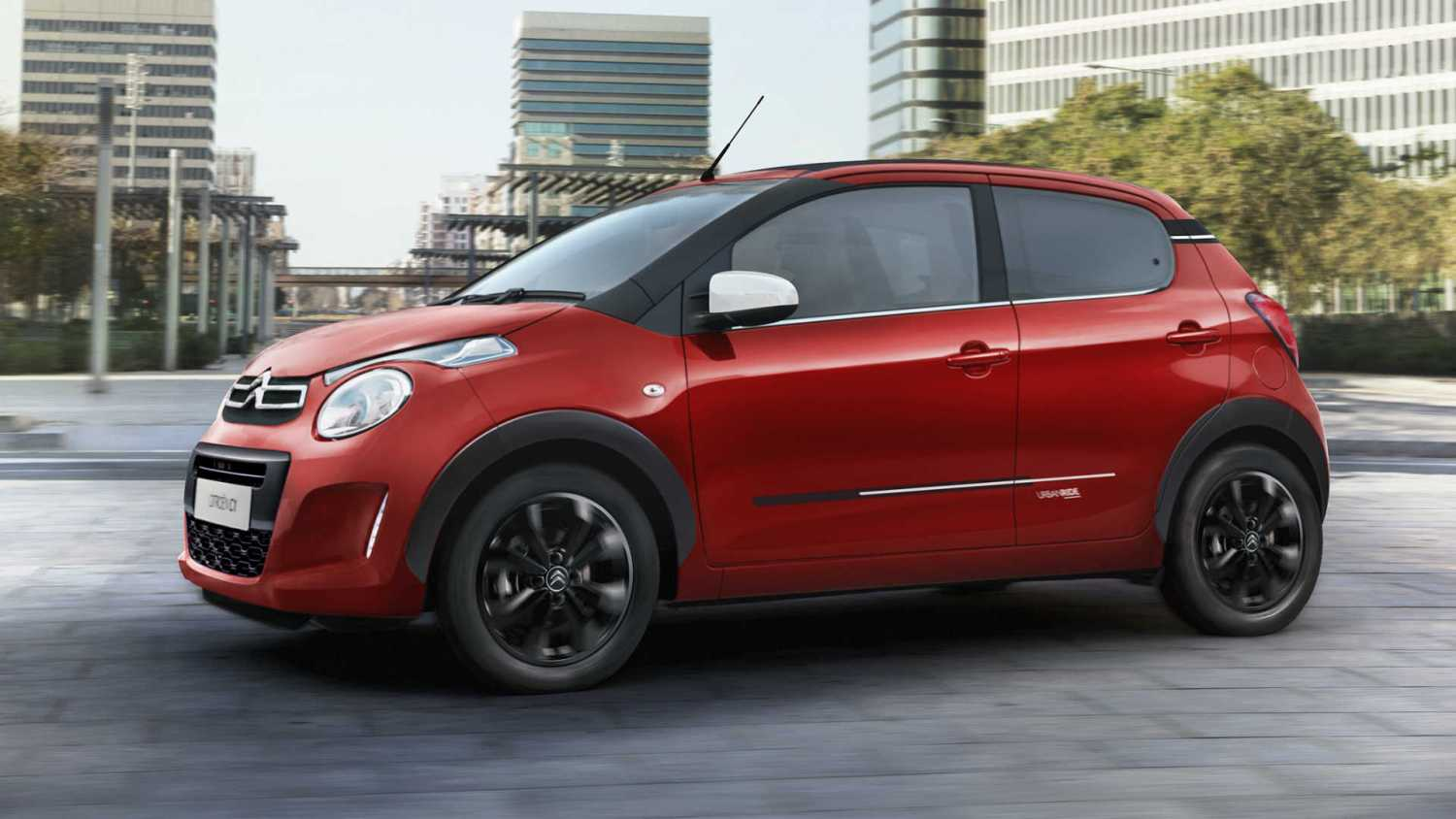 Free insurance offer on Citroen C1