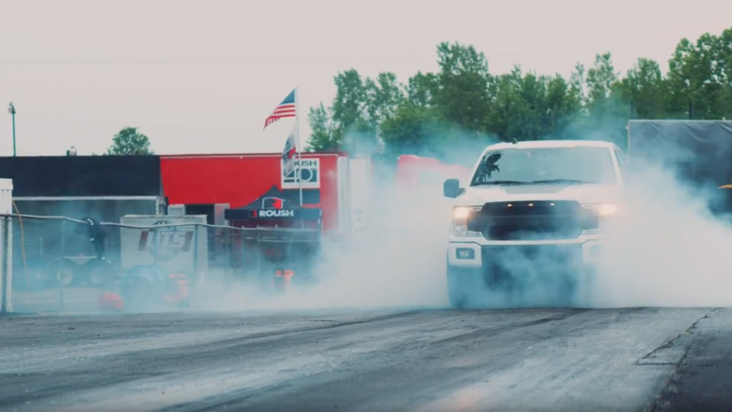 Roush F-150 Nitemare is quickest pickup