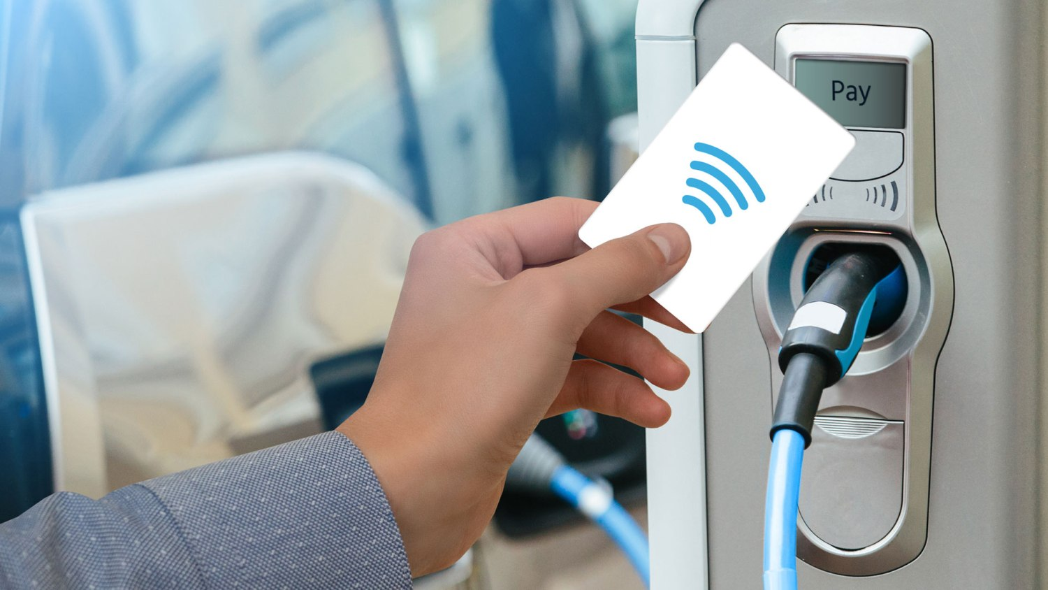 UK rapid charge points to accept card payments by 2020