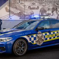 This Australian police force now has a BMW M5 Competition to use