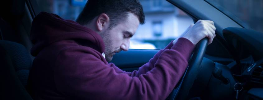Why sleep is the best prevention for drowsy driving
