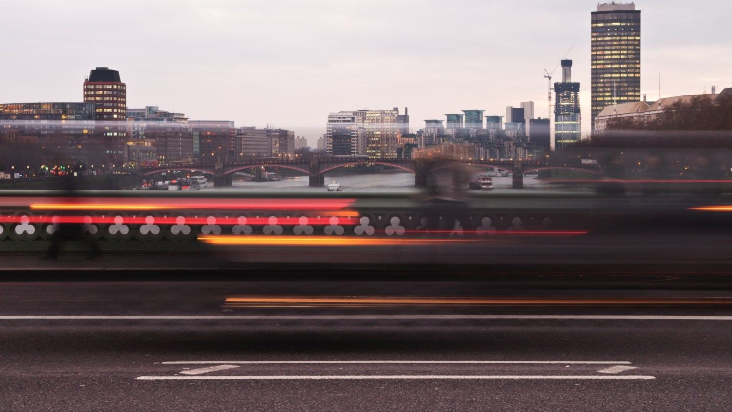 London moving traffic violations are up