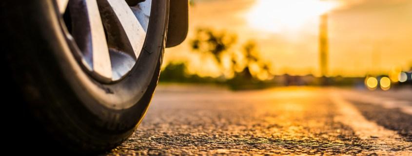 melting UK roads in summer heat