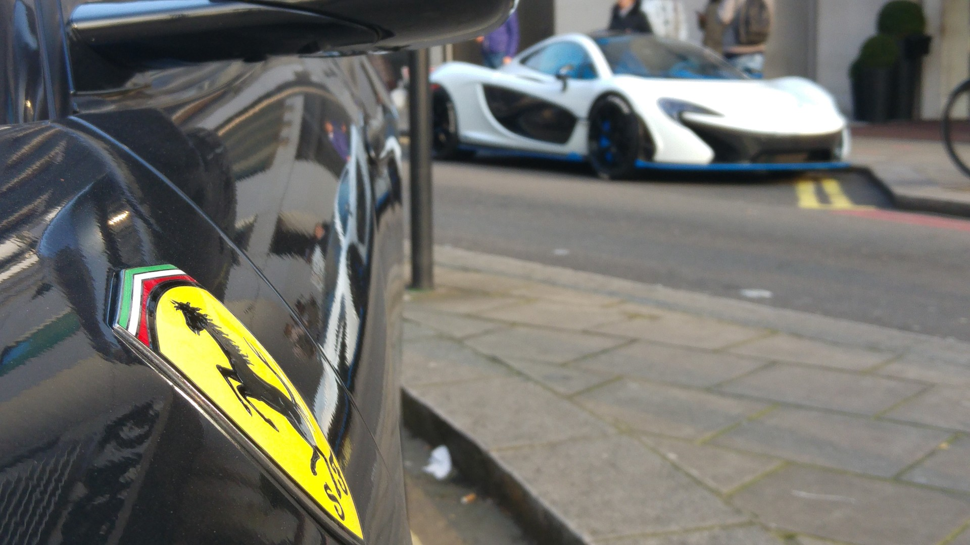 Sound cameras could catch noisy London supercars