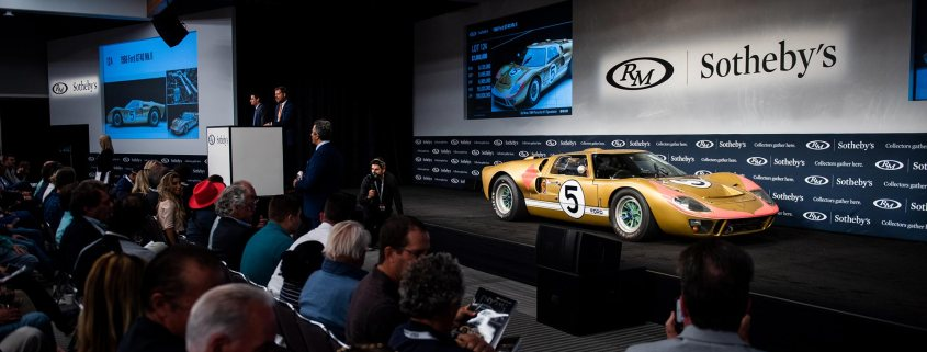2019 Monterey Car Week Auction Guide