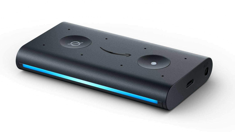 Amazon Echo Auto device