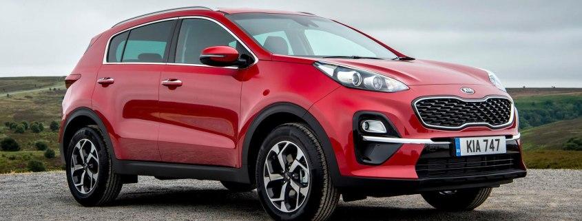 Kia Sportage car rental