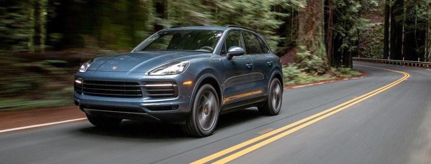 Porsche Impact for USA CO2