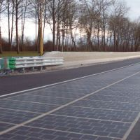 The world's first solar road is a failure