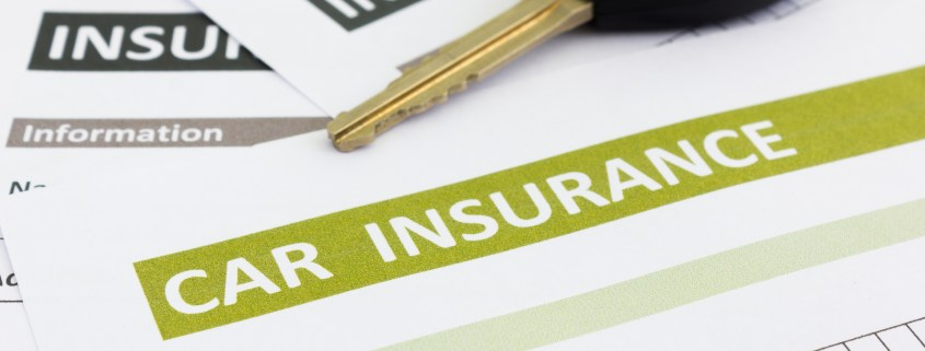 The cost of car insurance admin fees