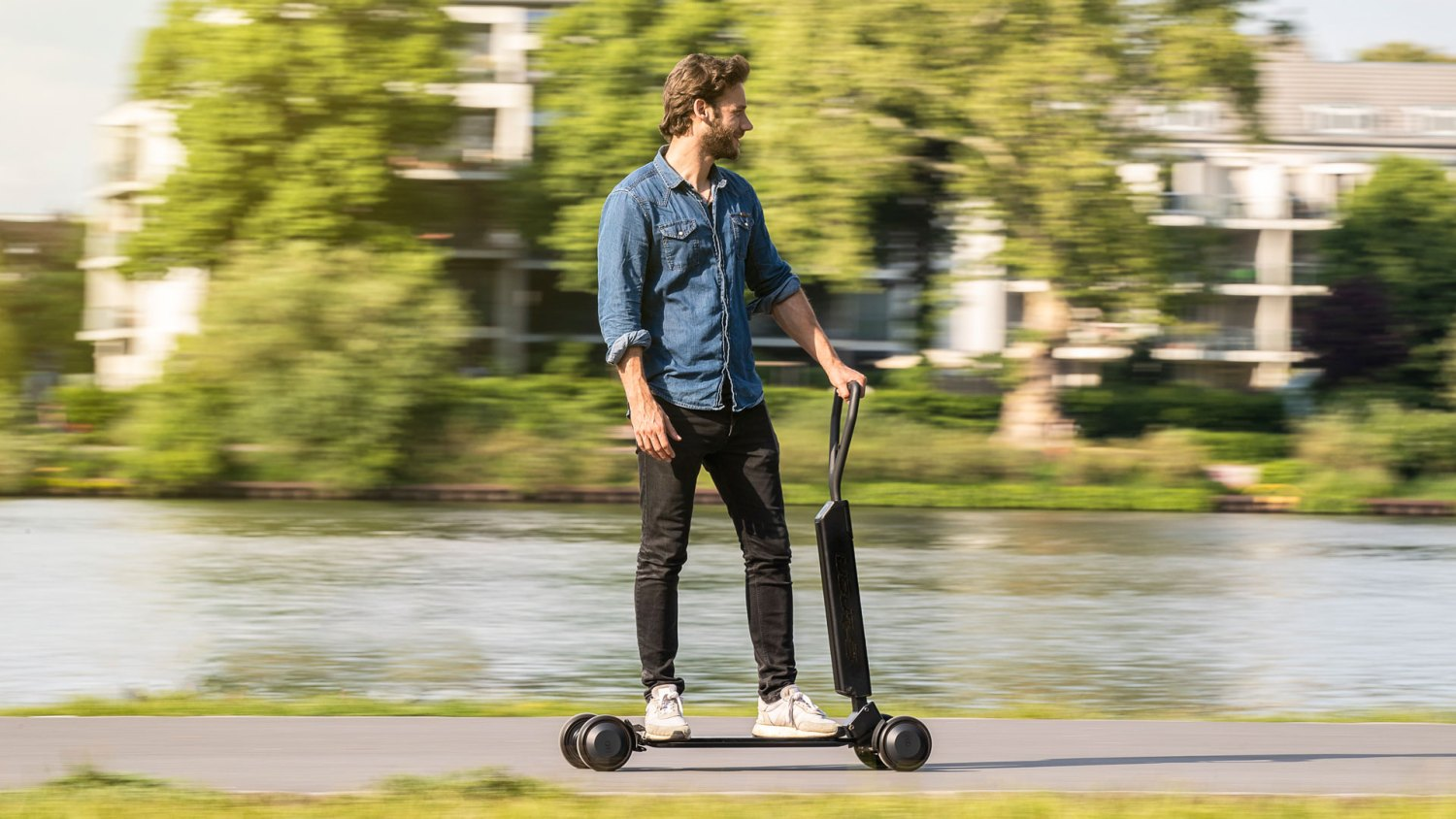 Your next Audi could be an electric scooter