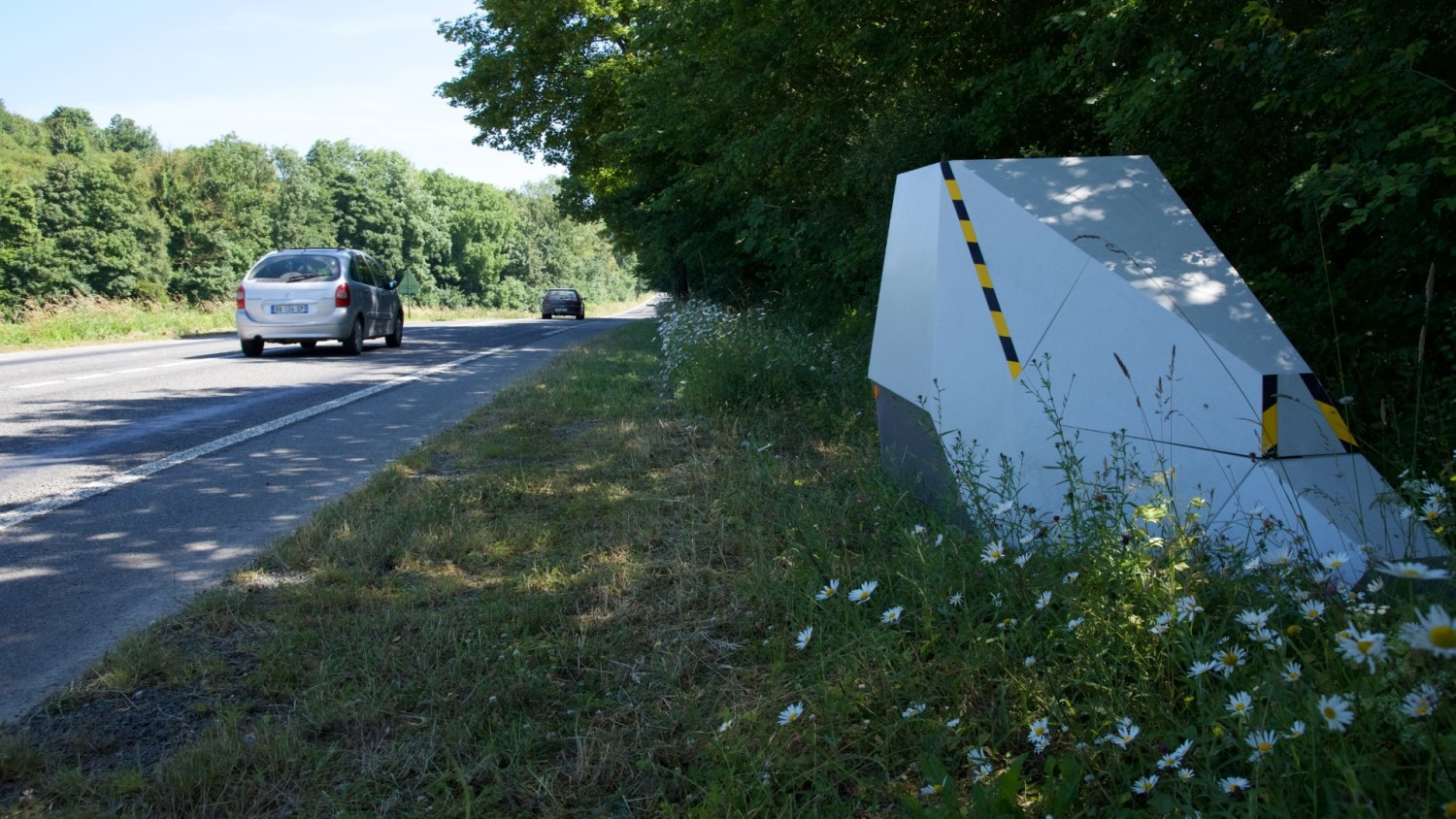 French speed camera tolerances