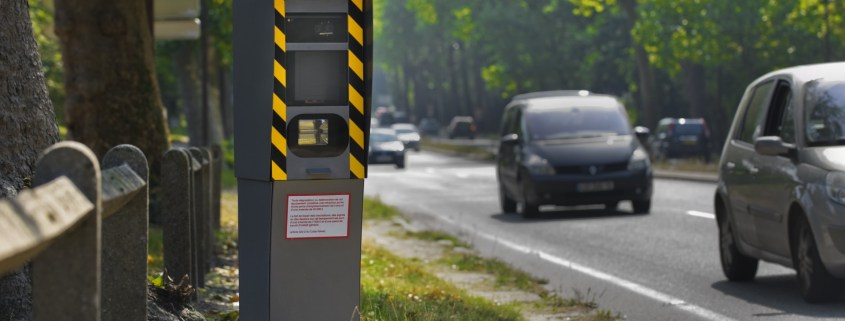 French speed camera tolerances