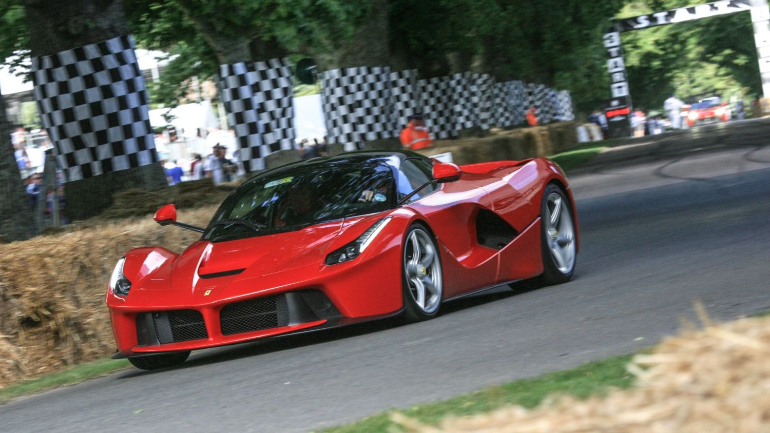 Most popular supercars on Instagram