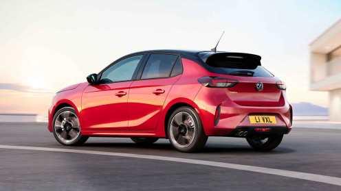 Vauxhall Opel Corsa