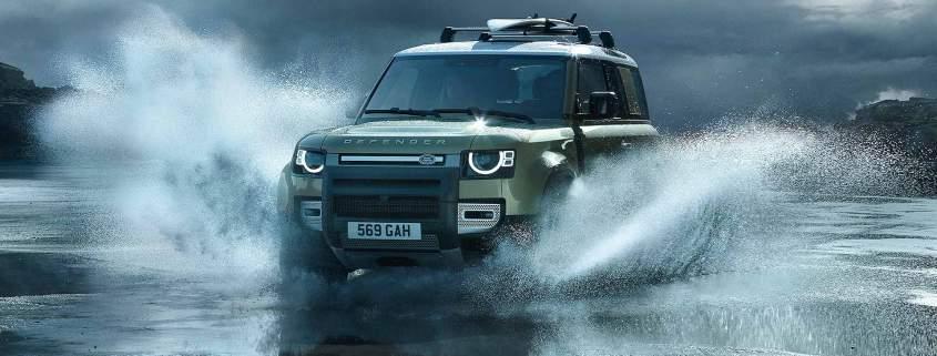 New 2020 Land Rover Defender