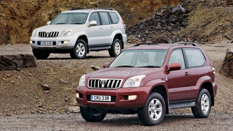 Toyota Land Cruiser hits sales landmark