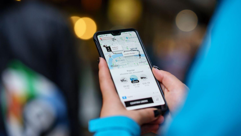 Uber London licence extended 2019