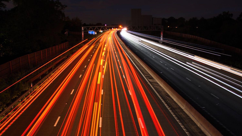 Smart motorway emergency area upgrades