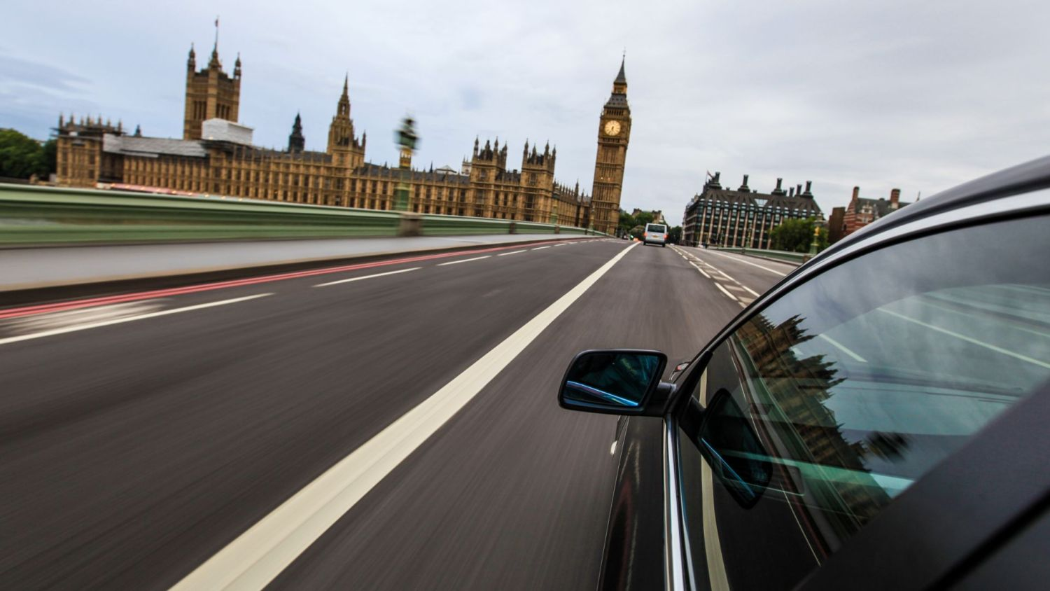 Is London's car free day enough to encourage air cleanup?