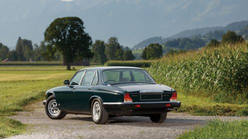 Her Majesty The Queen's 1984 Daimler Double Six