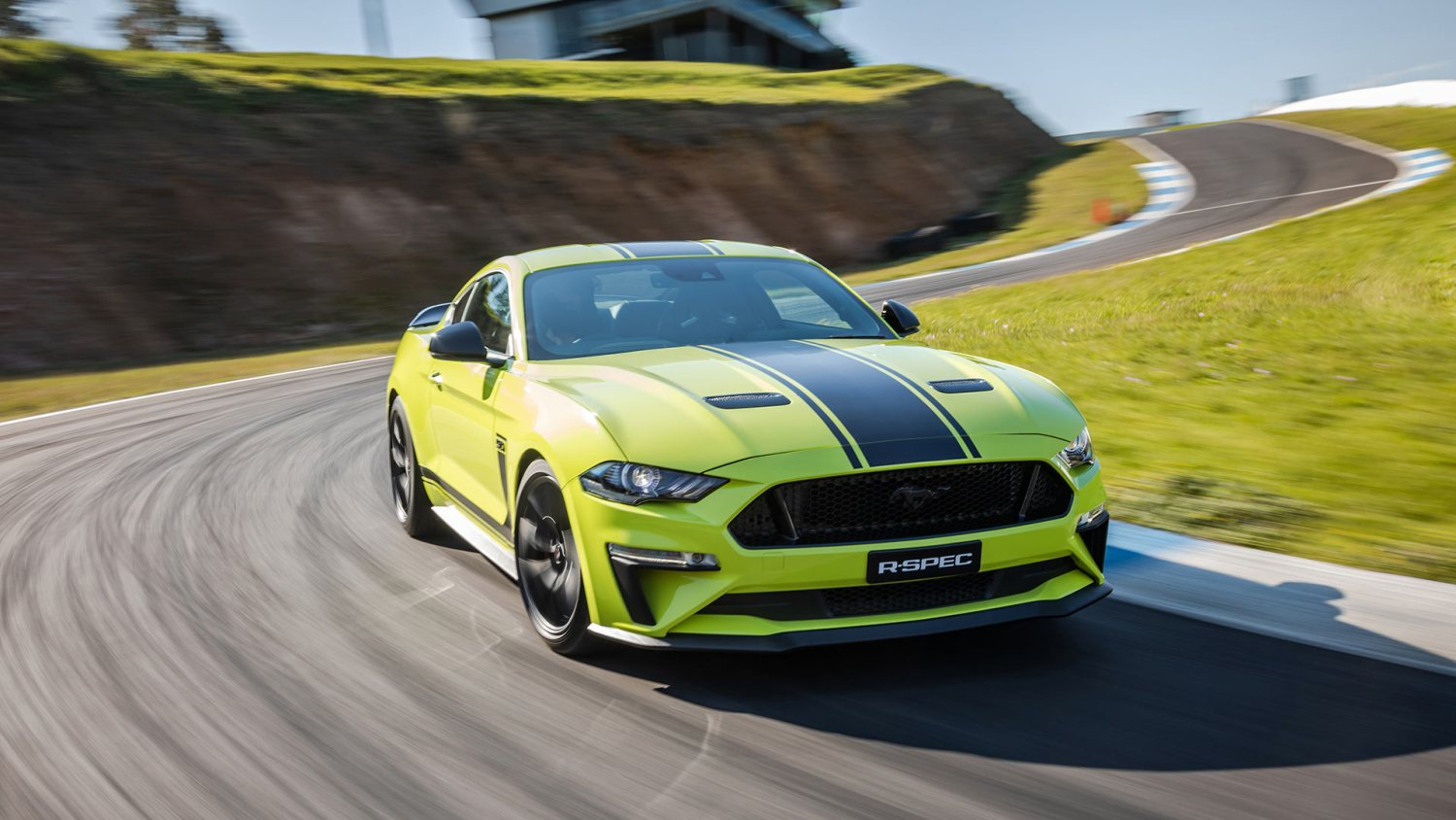 2020 Ford Mustang R Spec for Australia