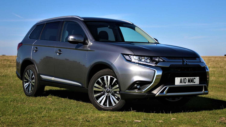 2020 Mitsubishi Outlander Review.Engine And Interior Upgrades For 2020 Mitsubishi Outlander