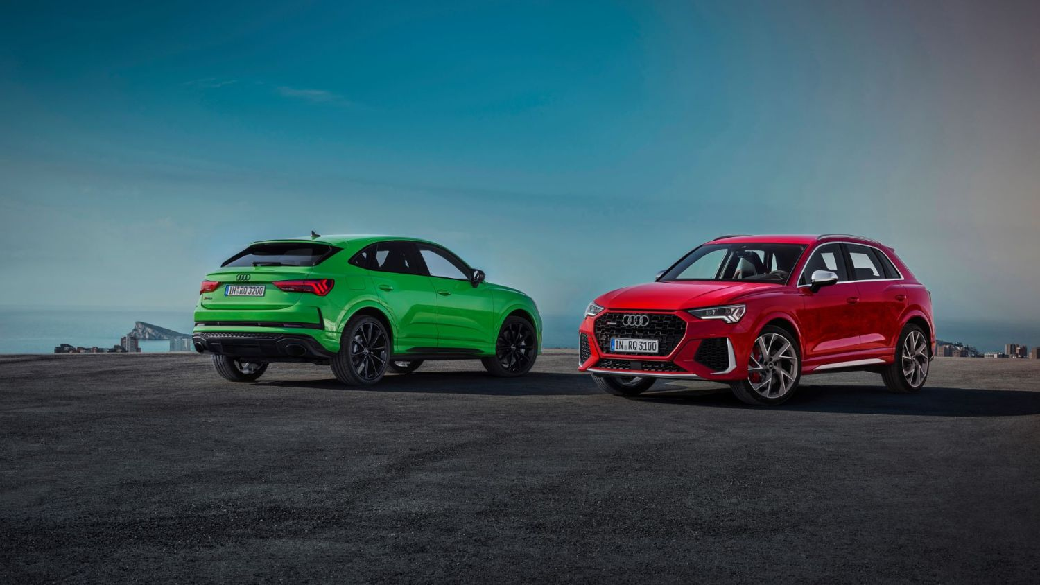 25 years of Audi RS
