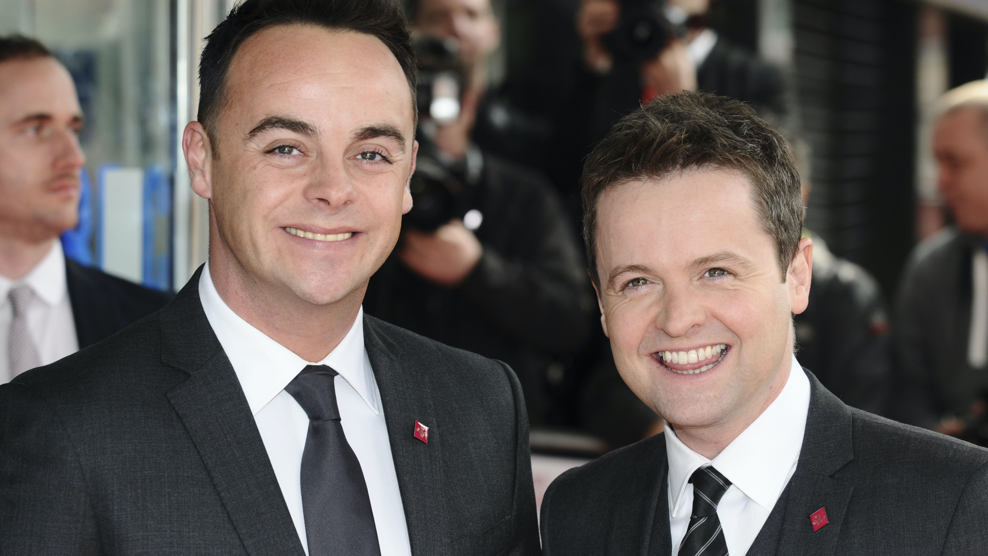 Ant and Dec working on a new BBC car show