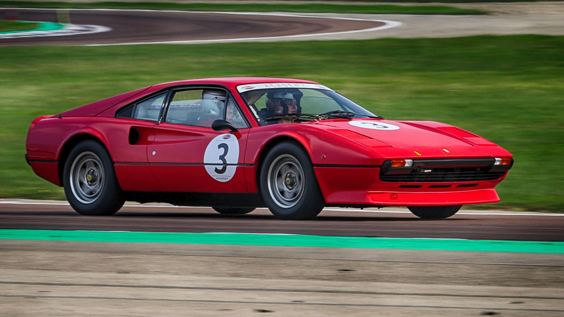You can now experience classic Ferraris in Italy