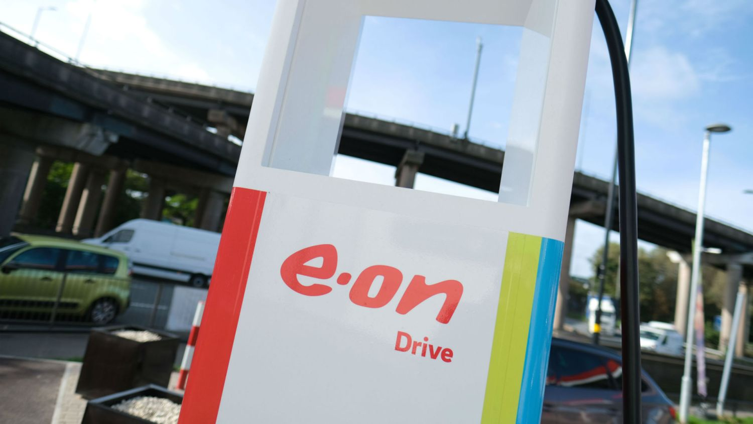 EON first ultra-fast chargers in UK