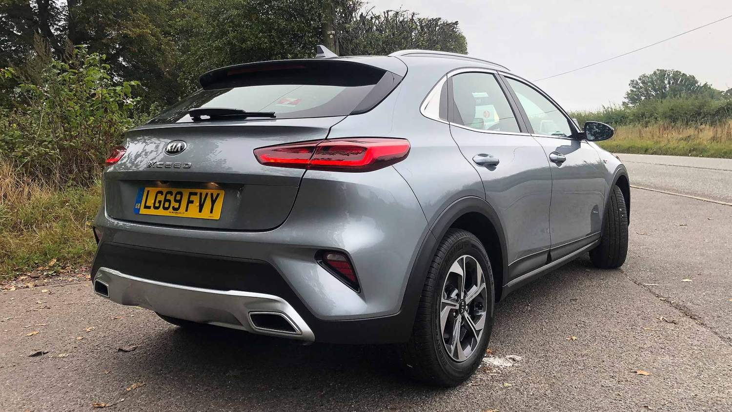 New Kia XCeed