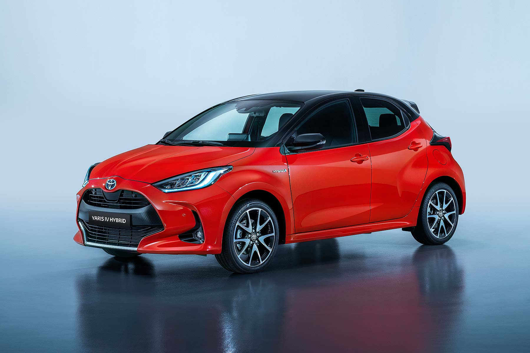 New Toyota Yaris revealed: bold new look for 2020 is 'not boring'
