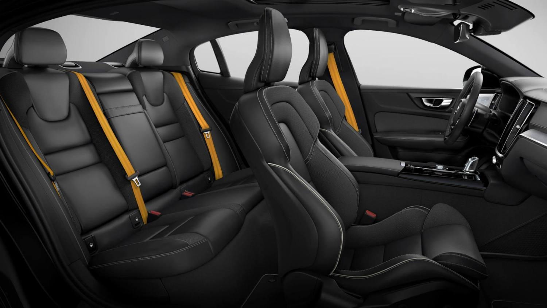 Volvo S60 Polestar Engineered seats