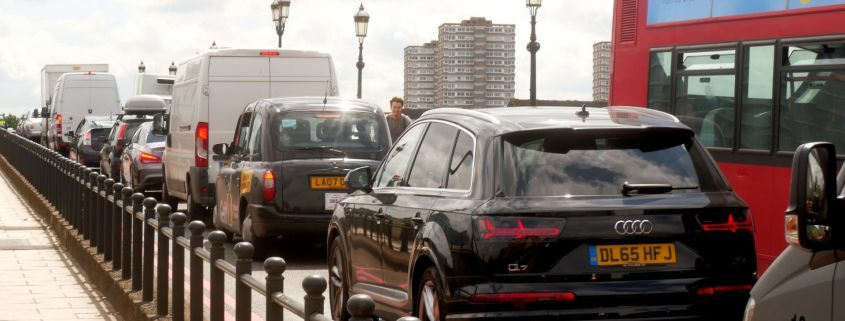 London air quality up by a third