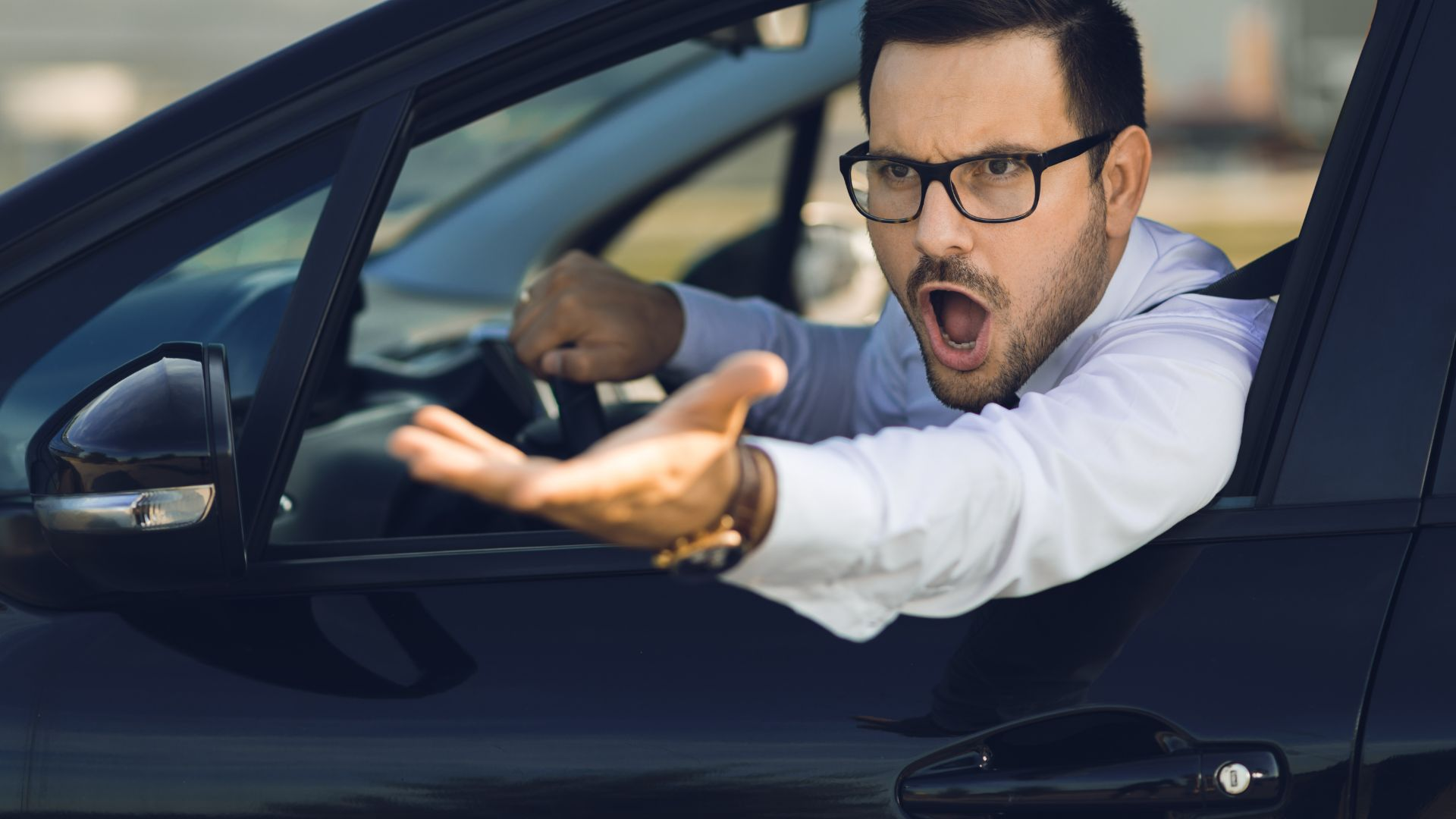 Road rage is getting worse, says RAC survey