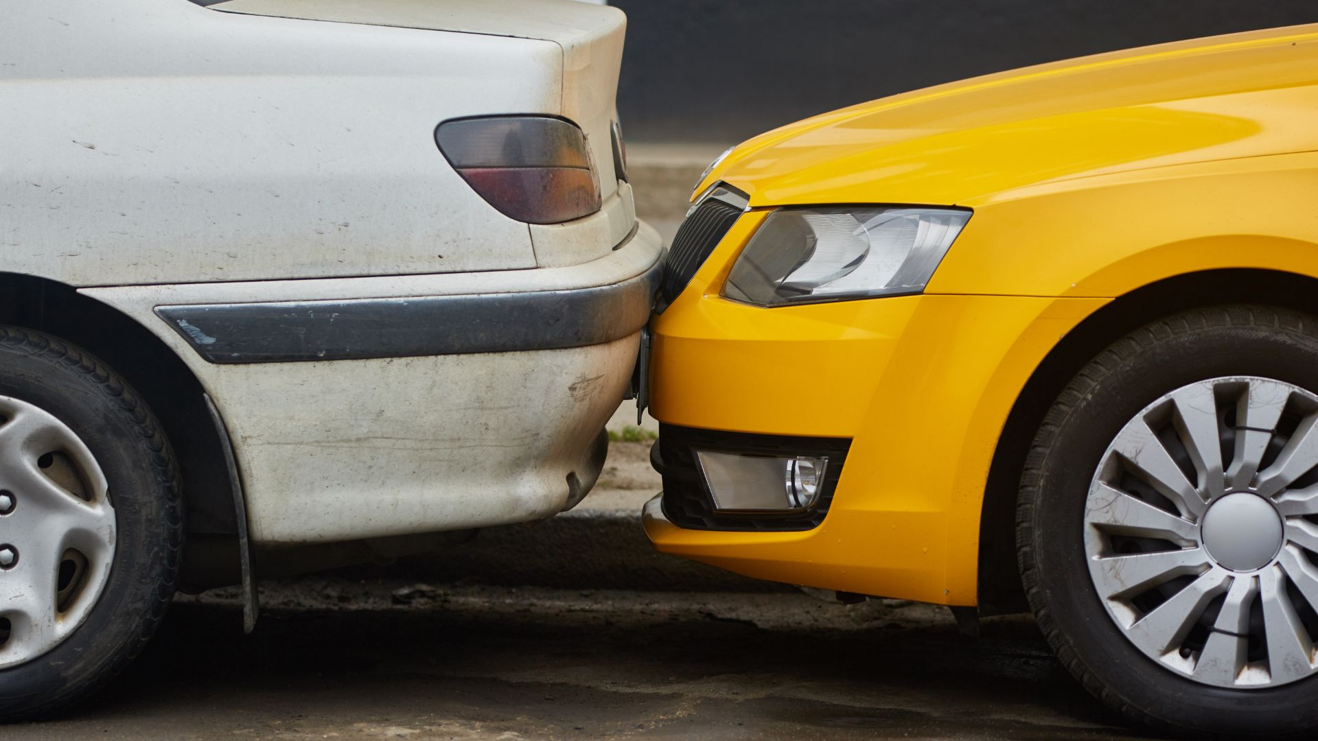 Crunch time: how to avoid low-speed parking accidents