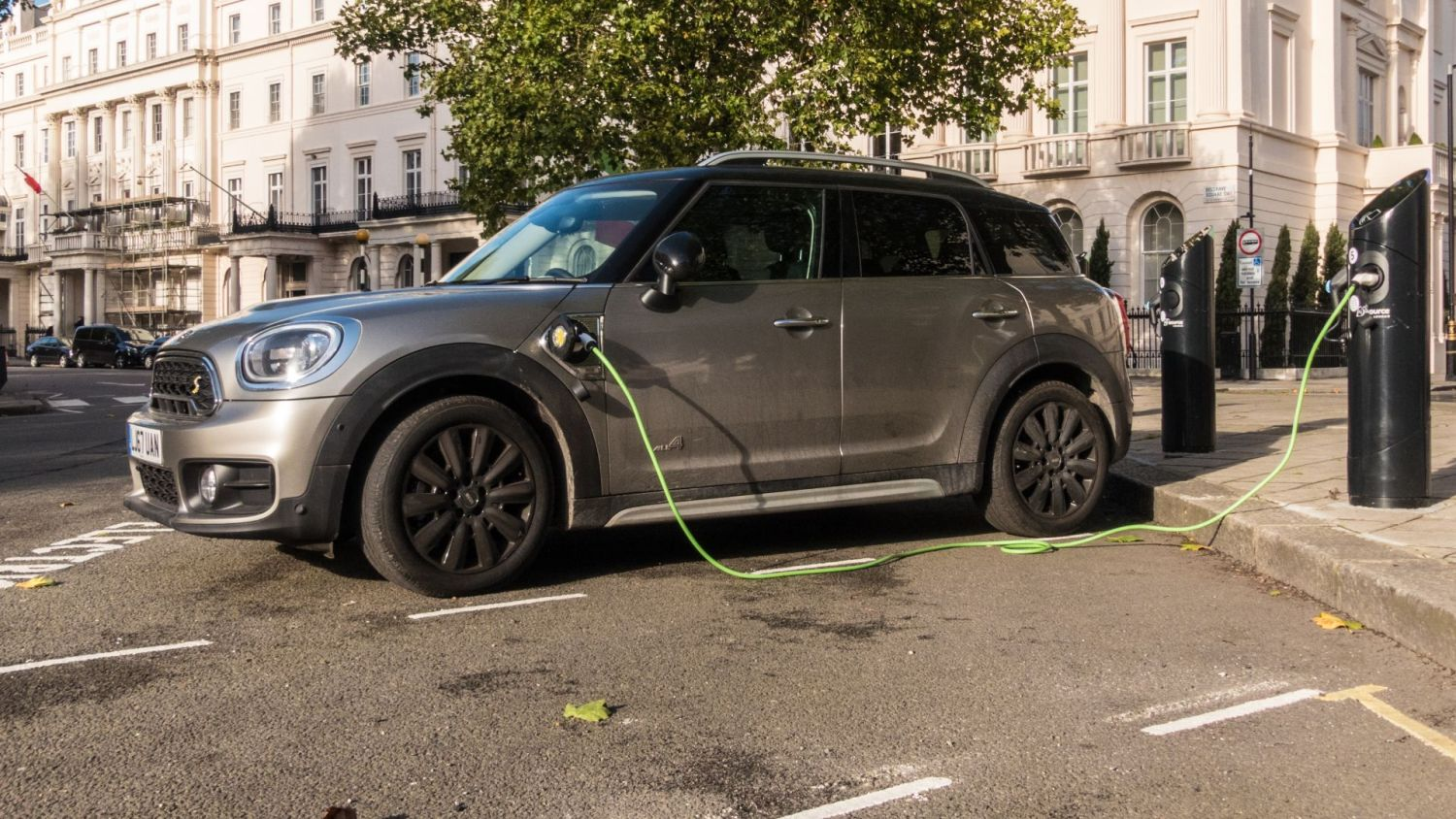Electric car charging winners and losers
