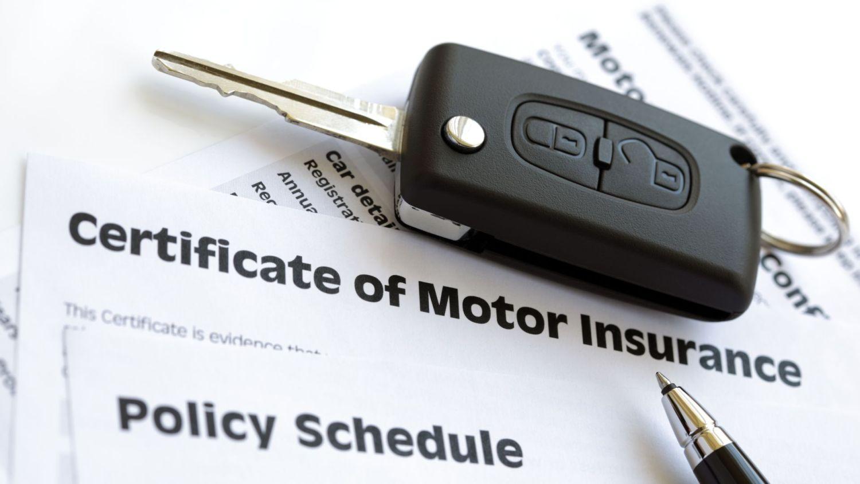 Car insurance October 2019
